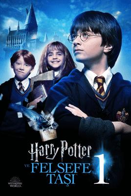 Harry Potter ve Felsefe Taşı izle