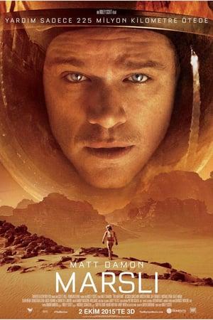 Marslı – The Martian (2015) izle