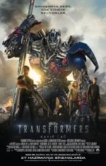 Transformers Kayıp Çağ Full HD izle