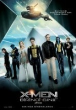 X-Men: Birinci Sınıf Tek Part izle