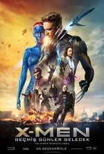 X-Men: Geçmiş Günler Gelecek Tek Part 1080p izle